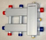 Коллекторы отопления с гидрострелкой компактного исполнения Gidruss BMK