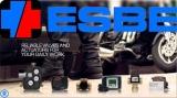 Клапаны трехходовые, краны смесительные, электроприводы, контроллеры ESBE