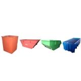 Контейнеры для отходов, мусорные баки