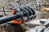 Аппарат для сварки ПЭ труб с помощью электросварных фитингов