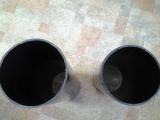 Труба пластиковая 132 (125) для вентиляции, для клапана кив 125