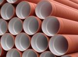 Трубы Прагма гофрированные для наружной канализации