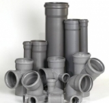 Трубы канализационные 110, 50 для внутренней канализации