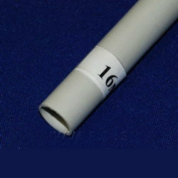 Труба ПВХ 16 гладкая легкая