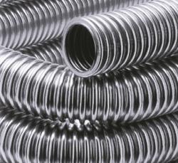 Труба гофрированная неотожженная 25х0,3 нержавеющая сталь