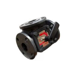 Клапан ESBE регулирующий поворотный 3F150, KVS 400