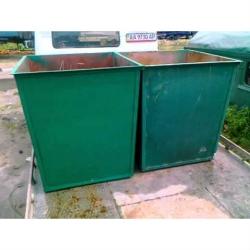 Контейнер металлический для отходов 0,75 м3