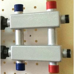 Модульный коллектор отопления Gidruss MK-40-3DU