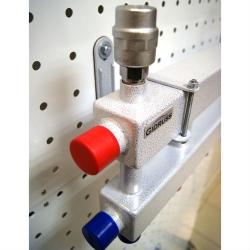 Модульный коллектор отопления Gidruss MK-60-4D
