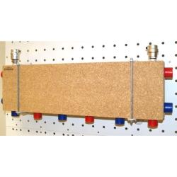 Термоизоляционный кожух для модульного коллектора Gidruss MK/MKSS-60-4D