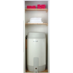"""Водонагреватель OSO (ОСО) Hotwater """"Комби Super Coil SC 150"""" 1x230В (150 л, накопительный, электрич, напольн, теплообменник, предохран. клапан)"""