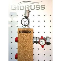 Термоизоляционный кожух для термо-гидравлических разделителей Gidruss TGRSS/TGR-40-20x3