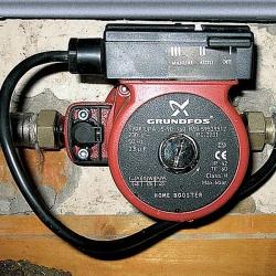 Насос повысительный Grundfos UPA15-90 160 1x230 V