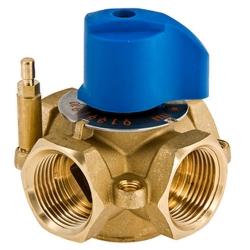 Клапан (вентиль) четырехходовой смесительный Valtec VT.MIX04.G.06