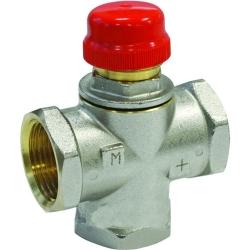 Клапан (вентиль) трехходовой термостатический смесительный Valtec VT.MR01.N.0603
