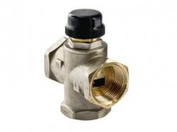 Клапан (вентиль) трехходовой термостатический смесительный Valtec VT.MR02.N.0603