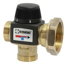 Термостатический смесительный клапан ESBE VTA377 20-43°C PF1 1/2 G1 20 kvs 2,2