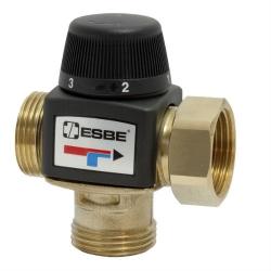 Термостатический смесительный клапан ESBE VTA378 20-43°C RN1 kvs G1 20 kvs 2,2