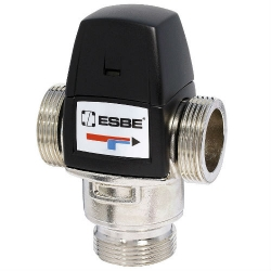 Термостатический смесительный клапан ESBE VTA532 35-50°C G1 1/4 25 kvs 2,5