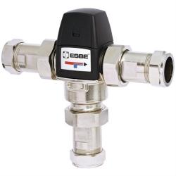 Термостатический смесительный клапан ESBE VTA533 45-65°C G1 1/4+CPF28 25 kvs 2,5