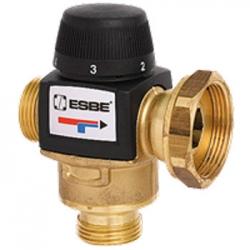 Термостатический смесительный клапан ESBE VTA577 10-30°C PF1 1/2 G1 20 kvs 4,5