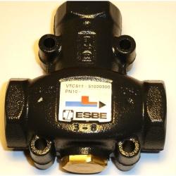 Термостатический смесительный клапан ESBE VTC511 25 kvs 9 RP1 50°C