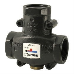 Термостатический смесительный клапан ESBE VTC511 32 kvs 14 RP1 1/4 50°C