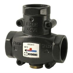 Термостатический смесительный клапан ESBE VTC511 32 kvs 14 RP1 1/4 65°C