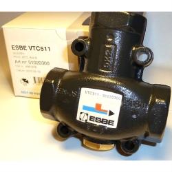 Клапан ESBE термостатический смесительный VTC511 DN32 kvs 14 60°C