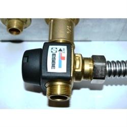 Термостатический смесительный клапан ESBE VTC312 15 kvs 2.8 G3/4 55°C