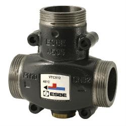 Термостатический смесительный клапан ESBE VTC512 25 kvs 9 G1 1/4 65°C