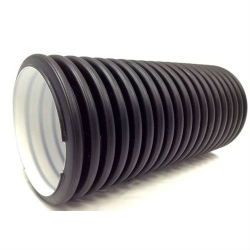 Труба ФД-пласт 600 гофрированная двустенная