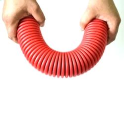 Труба гофрированная двустенная ПНД/ПВД 160 мм