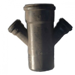 Крестовина пнд 110x50х50х135 канализационная