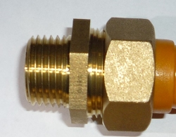 Муфта-папа SM 15x1/2 flexy газ