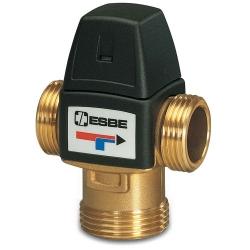 Клапан ESBE смесительный термостатический VTA522 45-65C наруж. G1, kvs 3,2