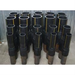 """НСПС """"Неразъемное соединение полиэтилен сталь 63х57"""" Газ SDR11"""