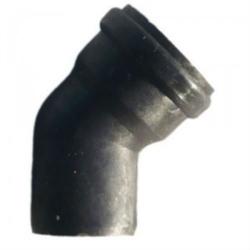 Отвод пнд 50x135 канализационный
