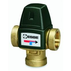 Клапан ESBE смесительный термостатический VTA322 20-43C  внутр. резьба 3/4, KVS 1,6