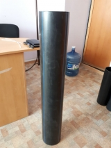 Труба пнд 110х10 техническая с синей полосой