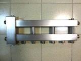 Коллектор отопления с гидрострелкой Gidruss компакт BMKSS-60-4D из нержавеющей стали