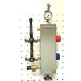 """Гидрострелка Gidruss """"Гидравлический разделитель GRSS-150-40"""" для отопления из нержавеющей стали"""
