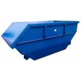 Контейнер металлический для отходов 8 м3