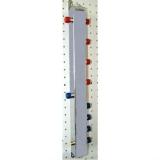"""Термо-гидравлический разделитель Gidruss """"Гидрострелка с вертикальным коллектором TGR-60-25x5"""" для отопления"""