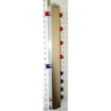 """Термо-гидравлический разделитель Gidruss """"Гидрострелка с вертикальным коллектором TGRSS-40-20x4"""" для отопления"""