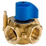 Клапан (вентиль) четырехходовой смесительный Valtec VT.MIX04.G.05