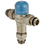 Клапан (вентиль) смесительный термостатический трехходовой Valtec Thermomix нерегулируемый