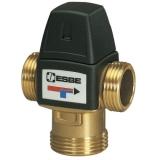 Термостатический смесительный клапан ESBE VTA322 45-65°C наруж. резьба 1, KVS 1,6