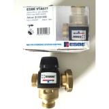 Термостатический смесительный клапан ESBE VTA577 45-65°C PF1 1/2 G1 20 kvs 4,5