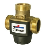 Термостатический смесительный клапан ESBE VTC312 20 kvs 3.2 G1 80°C